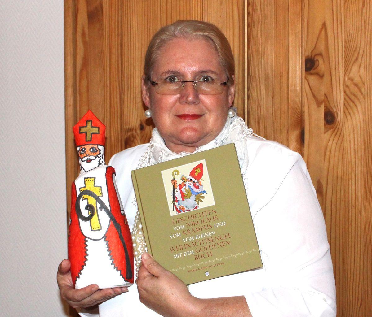 Geschichten vom Nikolaus, vom Krampus und vom Engel mit dem goldenen Buch