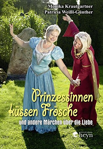 Prinzessinnen küssen Frösche